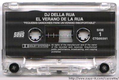 DJ DELLA RUA' SUMMER09 EDITION