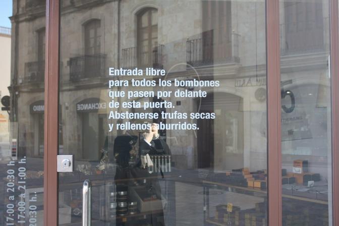 ENTRADA GRATUITA A LOS BOMBONES